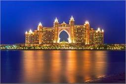 बहुत खूबसूरत है दुबई का अटलांटिस 'द पाम' रिजॉर्ट
