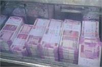 वाहन चैकिंग के दौरान 2 स्थानों पर बरामद किए करोड़ों रुपए