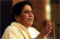 राम मंदिर को लेकर बयानबाजी करने वालों पर सख्त कार्रवाई करे आयोग: मायावती