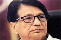 पूर्व मंत्री चौधरी बशीर ने अजित को दिया जोर का झटका