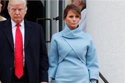 हर आऊटफिट में Melania Trump दिखीं बेहद खूबसूरत