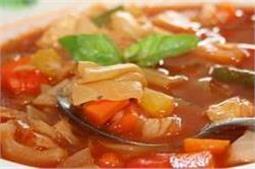 वजन घटाना है तो डाइट में शामिल करें पत्तागोभी का सूप