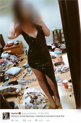 जब इस लड़की ने गंदे कमरे के बीच पोस्ट की हॉट सेल्फी, मिले ऐसे घटिया कमेंट्स