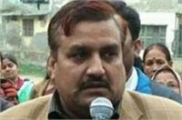 अनुशासनहीनता के आरोप में विधायक अमरपाल बसपा से निष्कासित