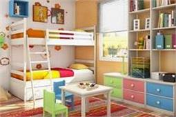 बच्चों के कमरों को भी दें खास लुक