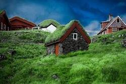 ऐसे देश, जहां के लोग घर की छत पर उगाते है घास