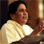 सपा सरकार में 'काम कम और अपराध ज्यादा': मायावती