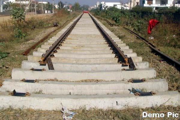 भानुपल्ली-बिलासपुर रेल लाइन के जमीन अधिग्रहणमें अब यह विवाद बना रोड़ा