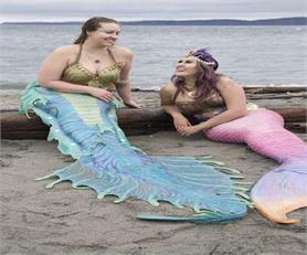 अजीब शौक के चलते जलपरी बन जाते हैं ये लोग!