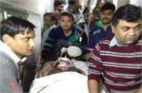 जीवन ज्योति हास्पिटल के निदेशक डॉ. एके बंसल पर बदमाशों ने बरसाई गोलियां, हालात नाजुक