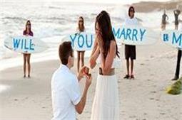 Marriage proposal के लिए चुने ये बैस्ट जगहें