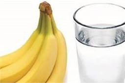 गर्म पानी के साथ खाएं 1 केला, तेजी घटेगा मोटापा!
