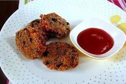 चुकंदर के कबाब