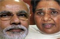 मायावती ने PM पर बोला हमला, कहा-आरक्षण खत्म करना चाहते हैं मोदी