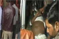 महोबा में SP-BSP समर्थकों के बीच हुई गोलीबारी की घटना में कोतवाल सहित 2 निलंबित