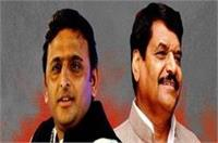 अखिलेश ने शिवपाल गुट के 9 मंत्रियों को दिखाया पार्टी से बाहर का रास्ता