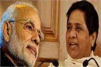 SCAM पर मायावती का पलटवार, कहा- BJP कालाधन-भ्रष्टाचार की सबसे बड़ी पोषक