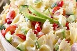 कलरफुल पास्ता