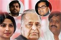 यूपी चुनाव: सपा के इन नेताओं की साख है दांव पर