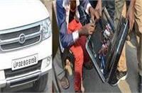 कानपुर में अखिलेश के खिलाफ बड़ी साजिश, फ्लीट के सामने पकड़ा गया संदिग्ध