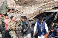 कानपुर इमारत हादसा: विकास प्राधिकरण ने 5 लोगों को किया निलंबित