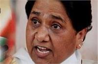 सपा सरकार का काम नहीं, अपराध बोल रहा: मायावती