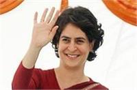 अमेठी और पूर्वांचल के जिलों में ही चुनाव प्रचार करेंगी प्रियंका गांधी