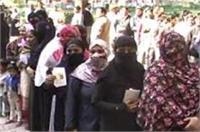 UP चुनाव:मुस्लिम महिलाओं के हाथों से लिखी जाएगी सीएम की तकदीर