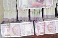 वाहन चेकिंग के दौरान गाड़ी से बरामद हुए करोड़ों रुपए
