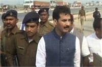 बसपा के बाहुबली नेता विनीत सिंह नहीं कर सके नामांकन