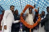 चुनाव आयोग राम मंदिर पर बयान देने वालो को भेजे जेल: नसीमुद्दीन सिद्दिकी