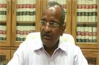 यूपी विधि आयोग के अध्यक्ष न्यायमूर्ति रवीन्द्र सिंह ने दिया इस्तीफा