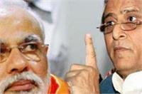 आज़म का PM पर कटाक्ष, कहा- वाराणसी में 'नुक्कड़ नेता' की तरह प्रचार कर रहे मोदी