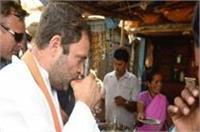 ....जब बनारसी की दुकान पर चाय पीने पहुंचे राहुल, कहा- तुम भी मेरी बहन हो
