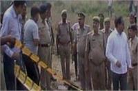 रेलवे ट्रैक से 4 जिंदा बम बरामद-विस्फोट में एक घायल, मौके पर पुलिस और फोरेंसिक विभाग तैनात