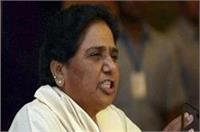 BJP को मायावती की चुनौती, मतपत्रों के जरिए यूपी में फिर से कराएं चुनाव