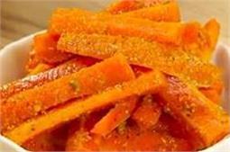 गाजर का अचार