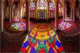 सूरज की पहली किरण से यह मस्जिद बन जाती है जन्नत