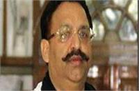 बाहुबली मुख्तार अंसारी ने योगी सरकार पर दिया बड़ा बयान