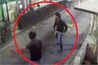 UPमें टोल नाके पर गुंडागर्दी का नजारा, देखें दिल दहला देने वाला VIDEO