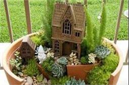 घर पर बनाएं  Fairy Garden, यहां से लें बैस्ट  Ideas