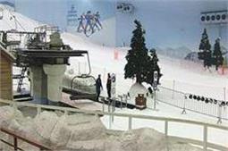 Ski Dubai,गर्मियों में भी करें Snow मस्ती
