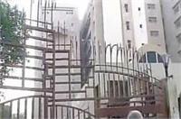 लखनऊ सचिवालय के पास बापू भवन में लगी आग, बाल-बाल बचे मंत्री
