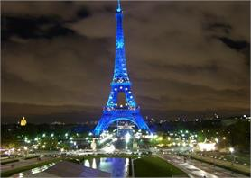 दुनिया की सबसे मशहूर डेस्टिनेशन Eiffel tower