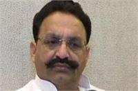 बाहुबली विधायक मुख्तार अंसारी का गंभीर आरोप, कहा-मनोज सिन्हा करा सकते हैं मेरी हत्या