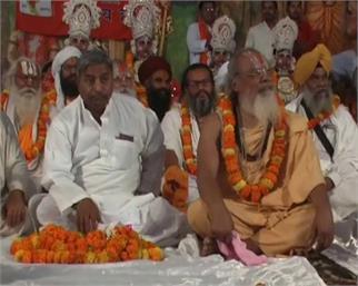 अयोध्या में बाबर के नाम पर मस्जिद कतई नहीं बनने देगा हिन्दू समाज: विनय कटियार