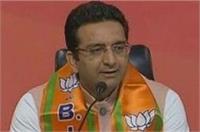 BJP में शामिल हुए गौरव भाटिया, चुनाव से ठीक पहले छोड़ा था सपा का साथ