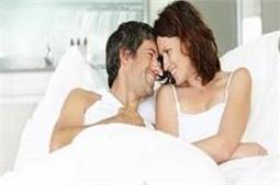 पत्नी के साथ सोते समय ना करें ये काम