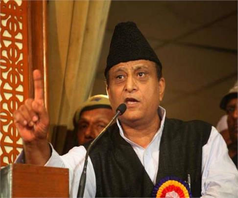 सपा के फायरब्रांड नेता आजम का विवादित बयान, कहा-रेप करती है इंडियन आर्मी