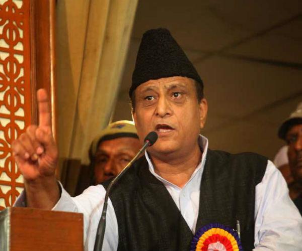 आजम का PM पर पलटवार, कहा- कुछ भी हो 3 तलाक पर मुस्लिम मानेंगे शरीयत कानून